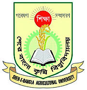 Sher-e-Bangla Agricultural University Admission 2014