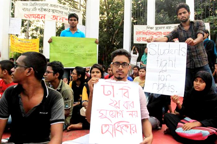 Students will urge Vice Chancellor of DU for debate