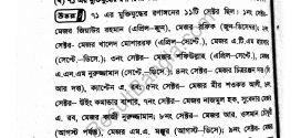 Dhaka WASA Question Solution 2014